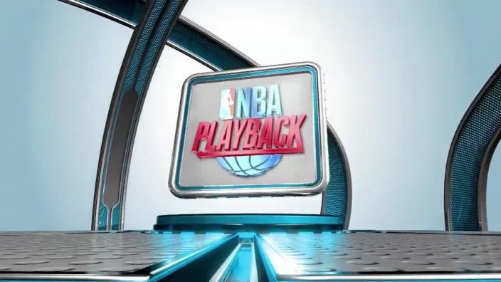 Playback: NBA Edition