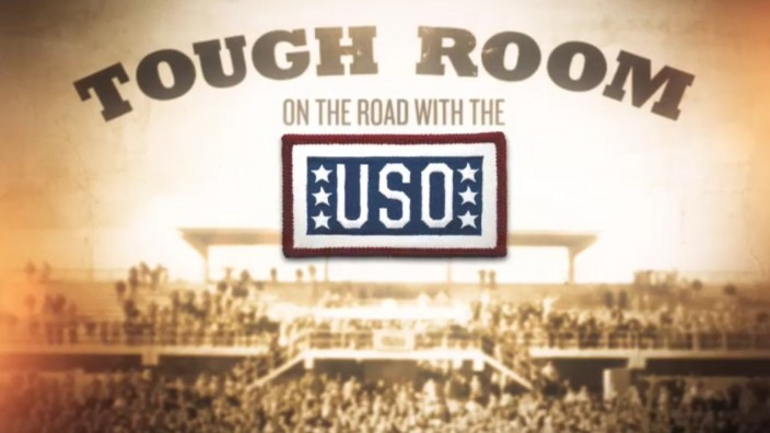 On The Road With The USO